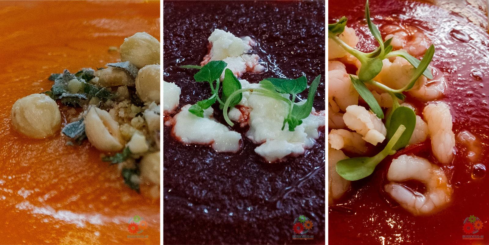 A Le Coq рекомендует: быстрые рецепты супов-пюре