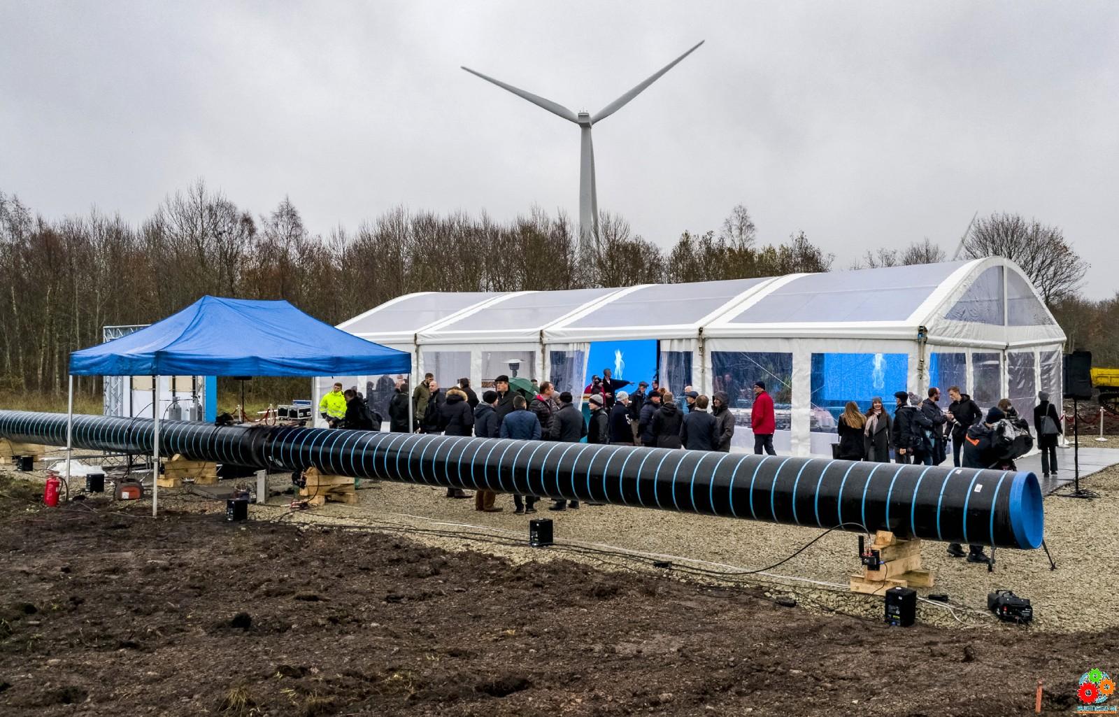 Balticconnector: Началось строительство наземной части газопровода