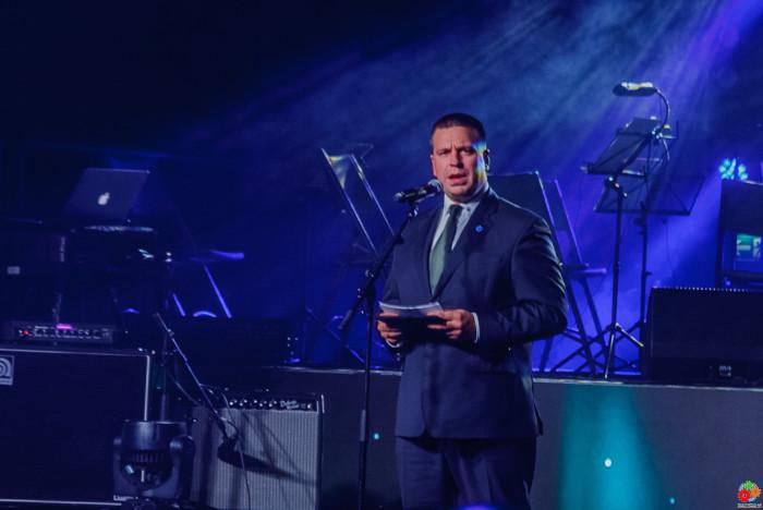 Юри Ратас на открытии Talinn Digital Summit 2018