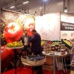 Стенд молдавских производителей на выставке FoodFair-2017 Tallinn