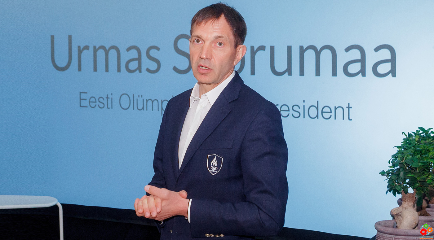 Урмас Сыырумаа: спорт – это очень важный для государства сектор экономики