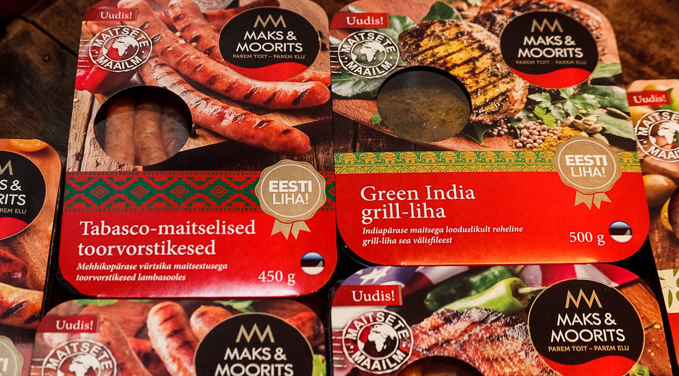 Новинки от Maks & Moorits: Вкусы из самых далеких уголков мира