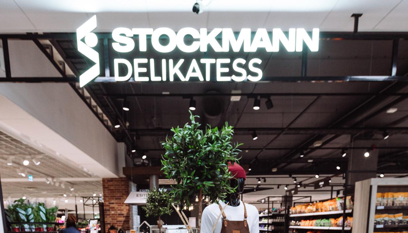 Stockmann: легендарный продуктовый магазин обновился