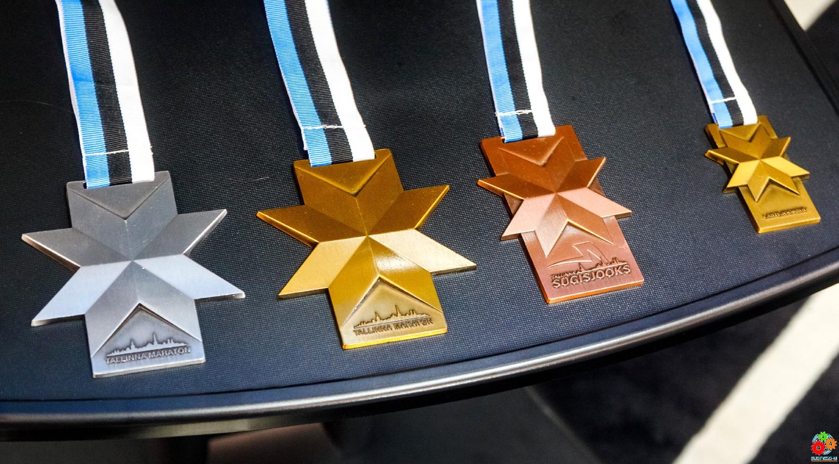 В Таллинн за медалями — в субботу состоятся марафонские забеги