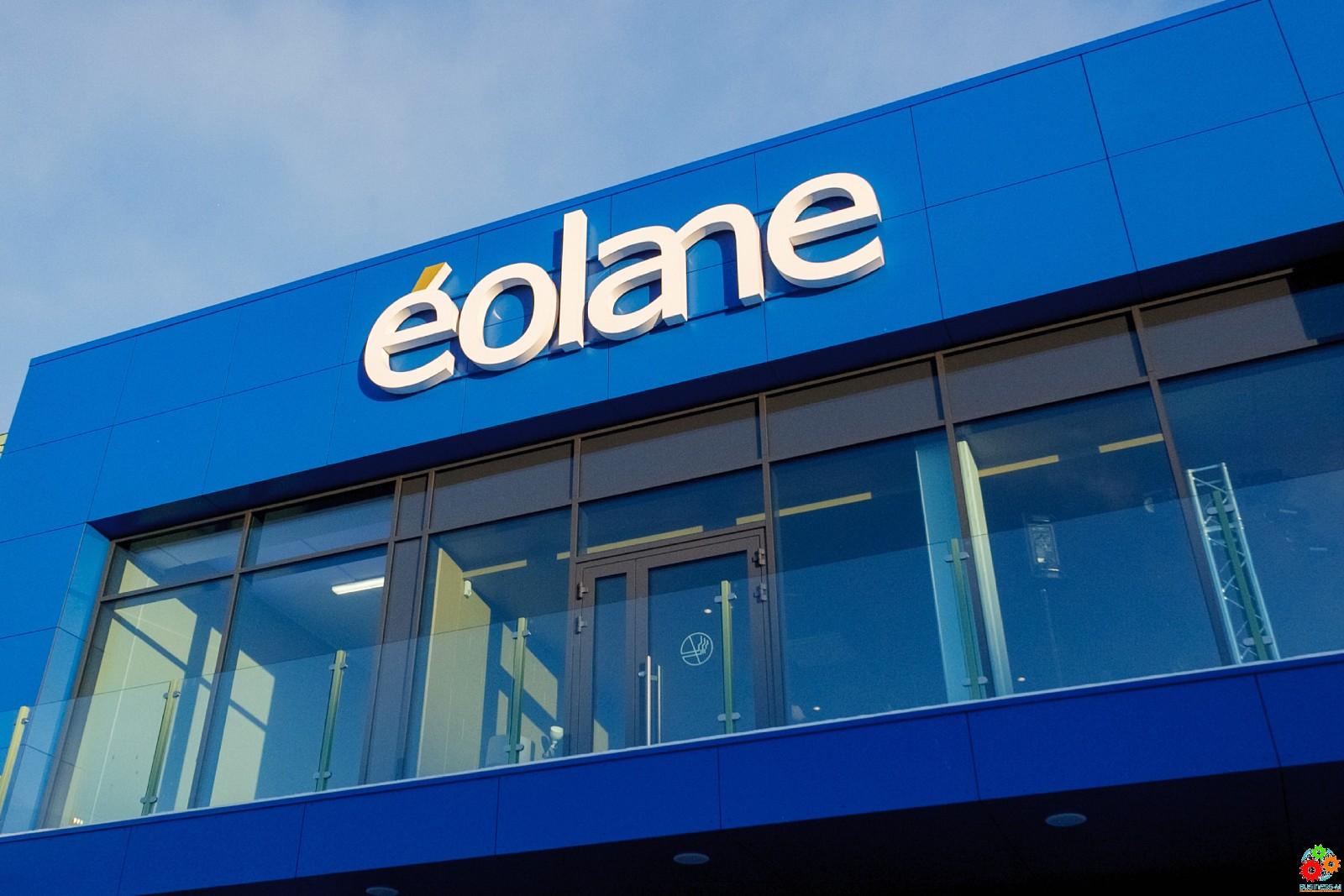 Éolane: открыт новый завод электроники в Таллинне