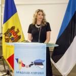Чрезвычайный и Полномочный Посол Республики Молдова в Эстонии госпожа Инга Ионесий