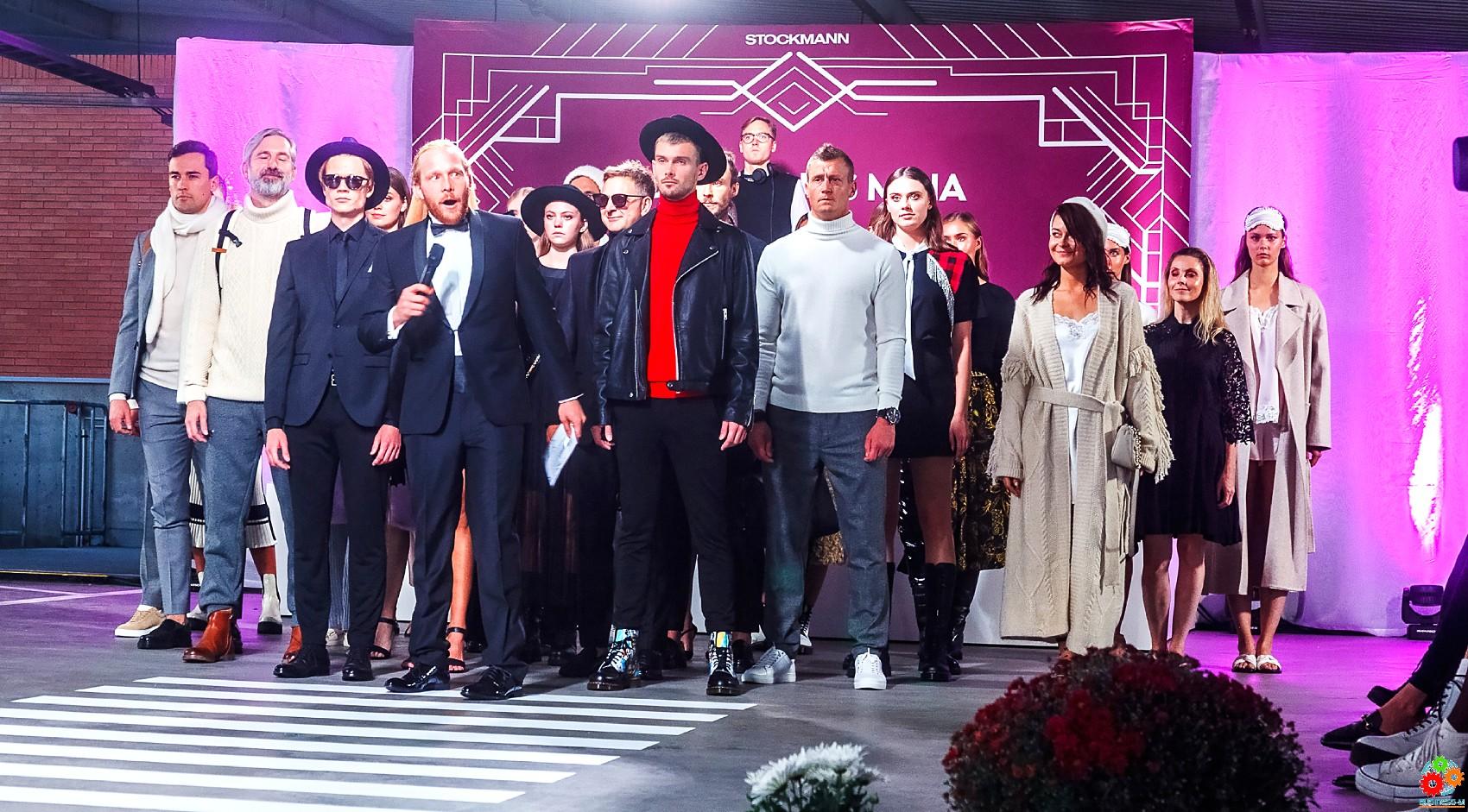 Stockmann: «Премьера новой эры» — модный показ осенне-зимнего сезона