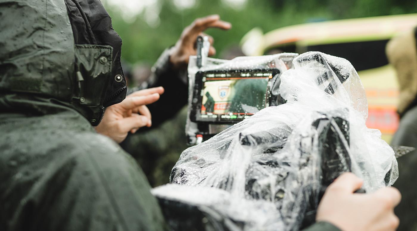 «Беса-2»: В Эстонии проходят съемки популярного сербского сериала