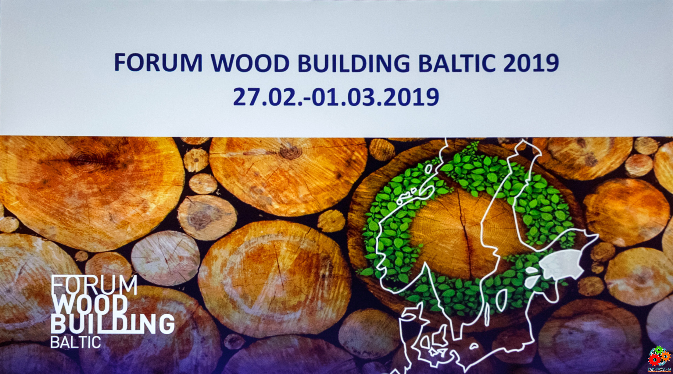 Форум Wood Building Baltic 2019