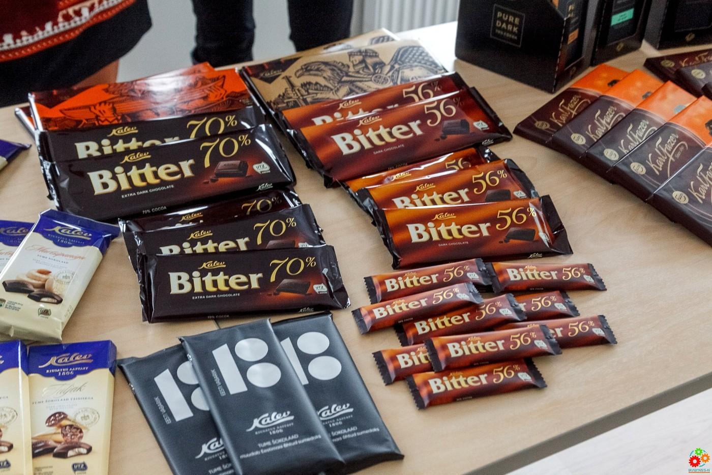 Темный шоколад: 50 оттенков вкуса