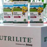 Nutrilite Kids Omega-3 - вкус, который понравится даже детям