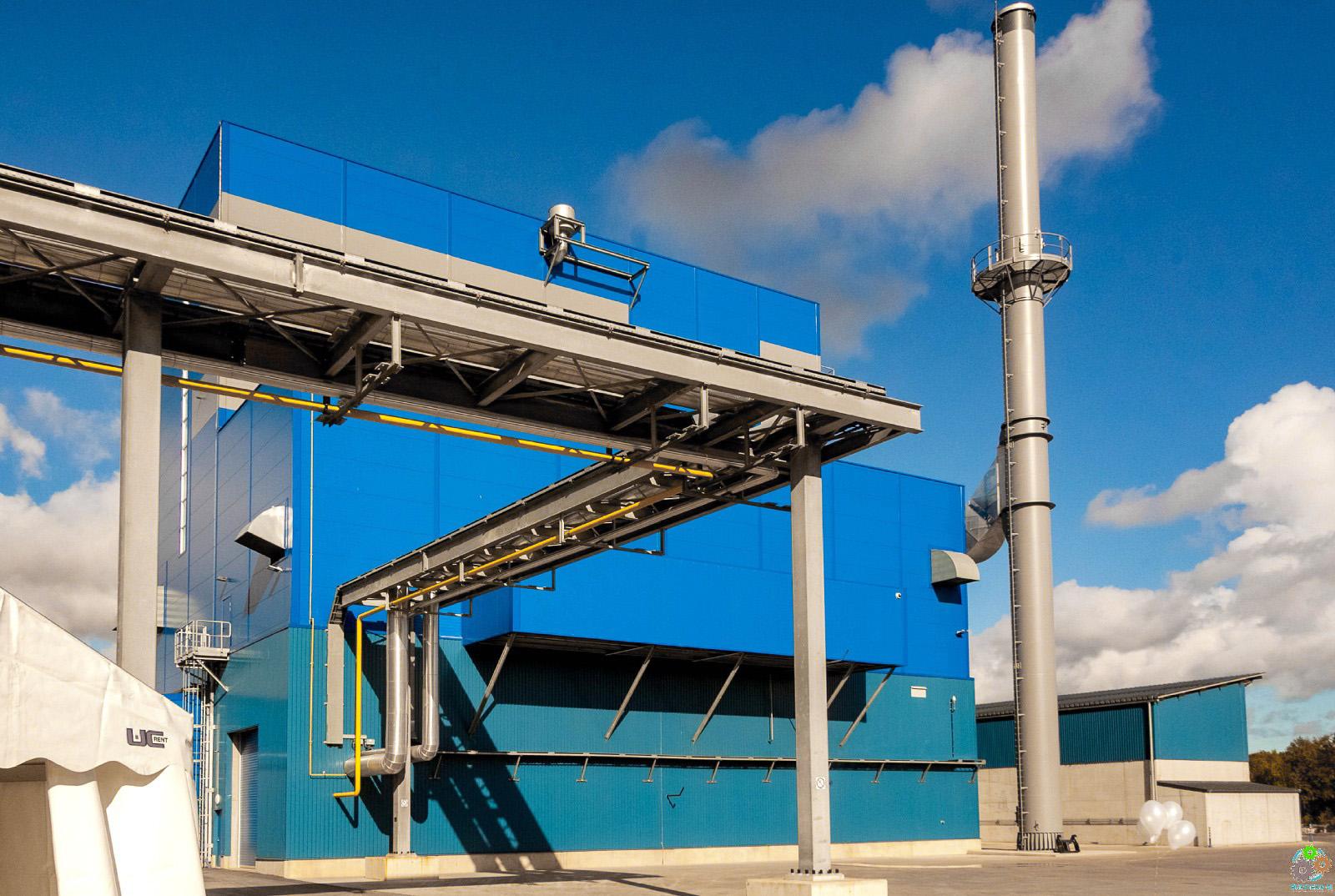 Horizon: Новая теплоэлектростанция открылась в Кехра