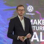 Брэнд-менеджер Volkswagen в странах Балтии Юстас Некрошиус