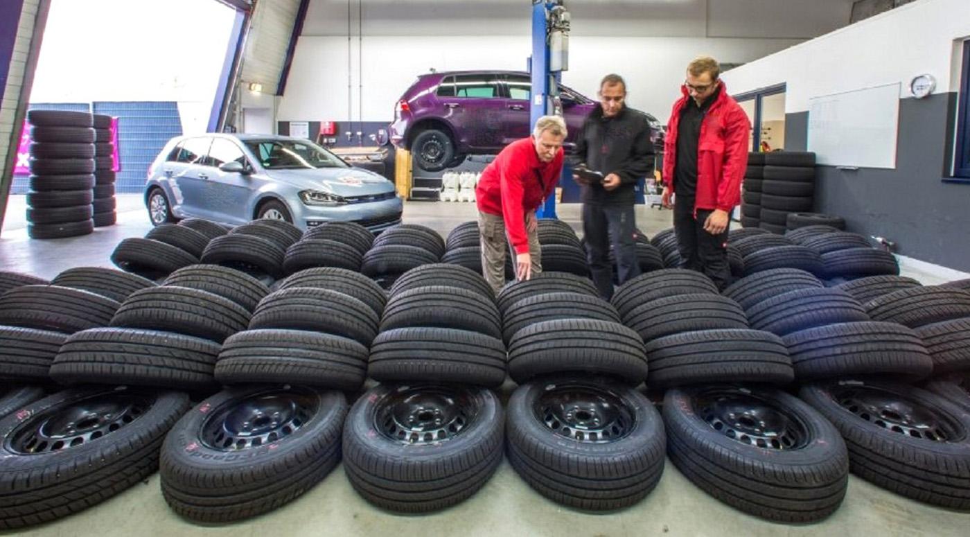 Møller Auto: на что следует обратить внимание при замене шин