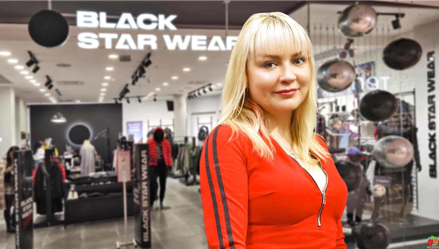 Юлия Поленникова: BlackStar не просто марка одежды, это образ жизни