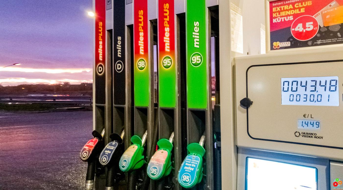 Circle K: мы снизим цены на топливо сразу после вступления в силу решения Рийгикогу