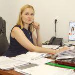 """Мария Шут: в санатории """"Криница"""" - высокий профессионализм и душевная теплота"""