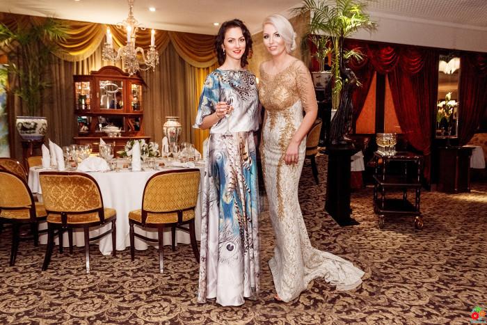 Анастасия Балак и Елена Малиш