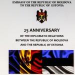 Молдова и Эстония: 25 лет дипломатических отношений