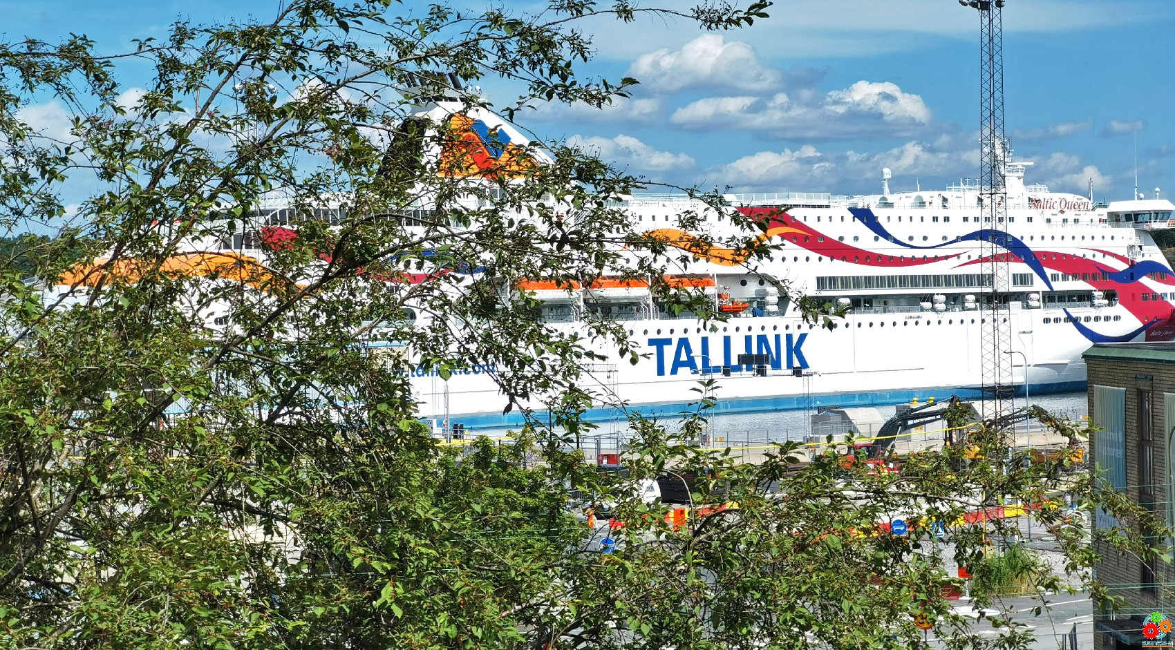 Tallink: Добро пожаловать на борт!