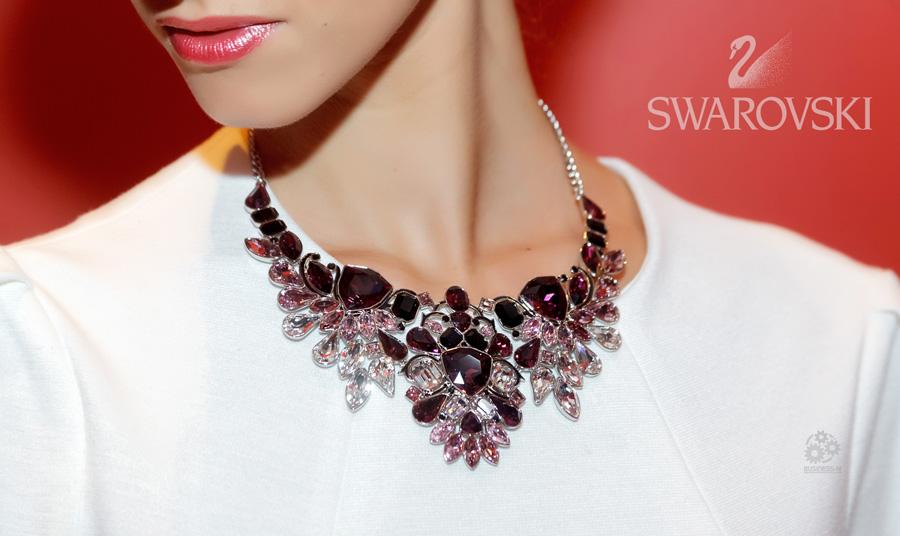 Swarovski: новогодняя коллекция украшений