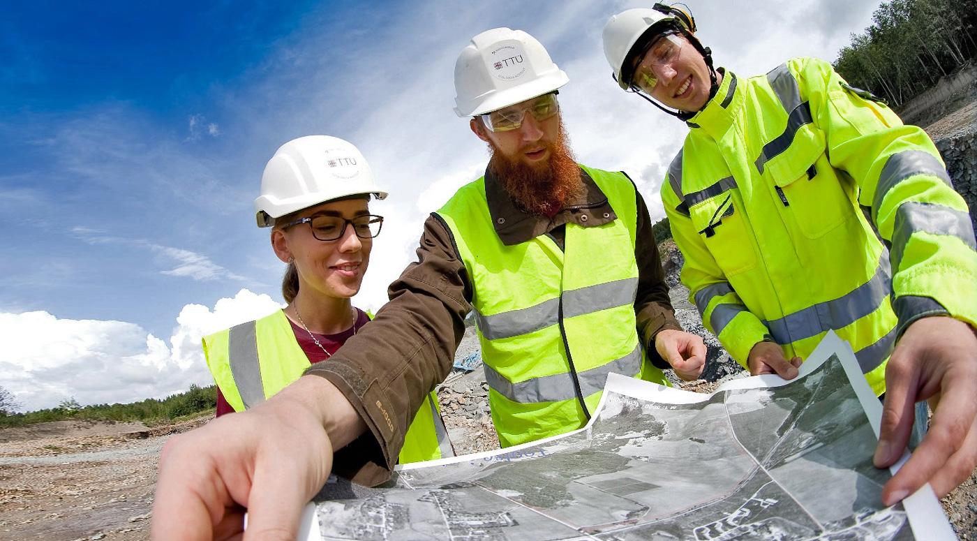 TalTech: Cтипендия в 500 евро для молодых геологов и горных инженеров