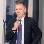 CEO Citadele Banka Гунтис Белявскис