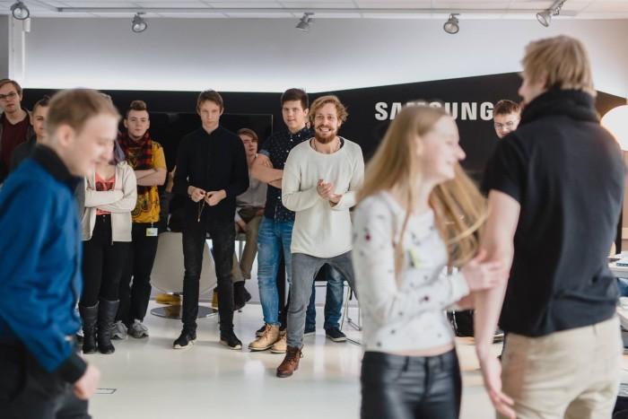 1 - Karl Robert Saaremae - Samsung