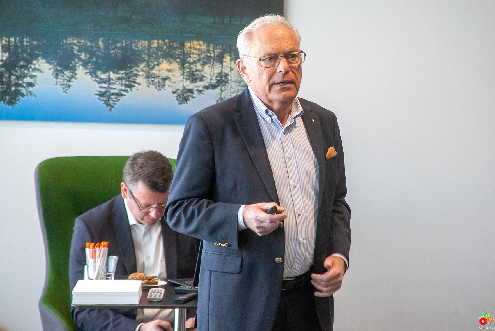 Новые назначения: Ян Палмер избран президентом ассоциации ERA
