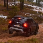 13.03.2018. DACIA DUSTER presentation and test drive at 333 track.