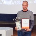 Пеэп Роосманн получил звание «Друг бетона»