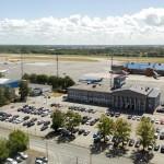 В Ülemiste City построили высотное здание с видом на аэропорт