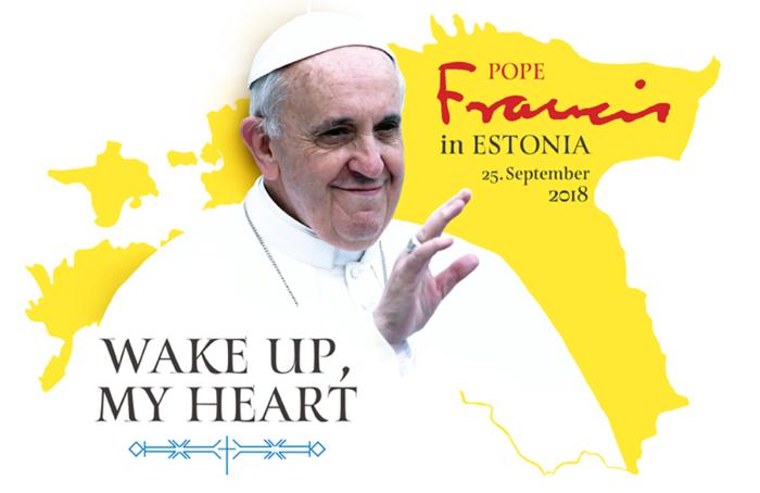 12 - Papa Francisk Tallinn 25-09-2018