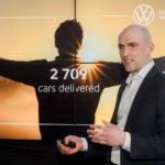 Moller Baltic Import: 2019 год - рекордный год для Volkswagen в странах Балтии