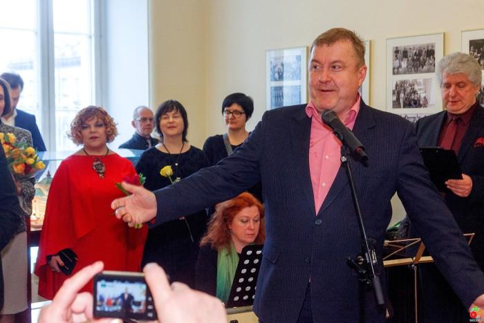 Айвар Мяэ, генеральный директор Эстонской национальной оперы и балета.