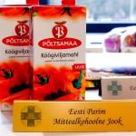 Лучший безалкогольный напиток Эстонии 2017 — овощной сок Põltsamaa, Põltsamaa Felix AS