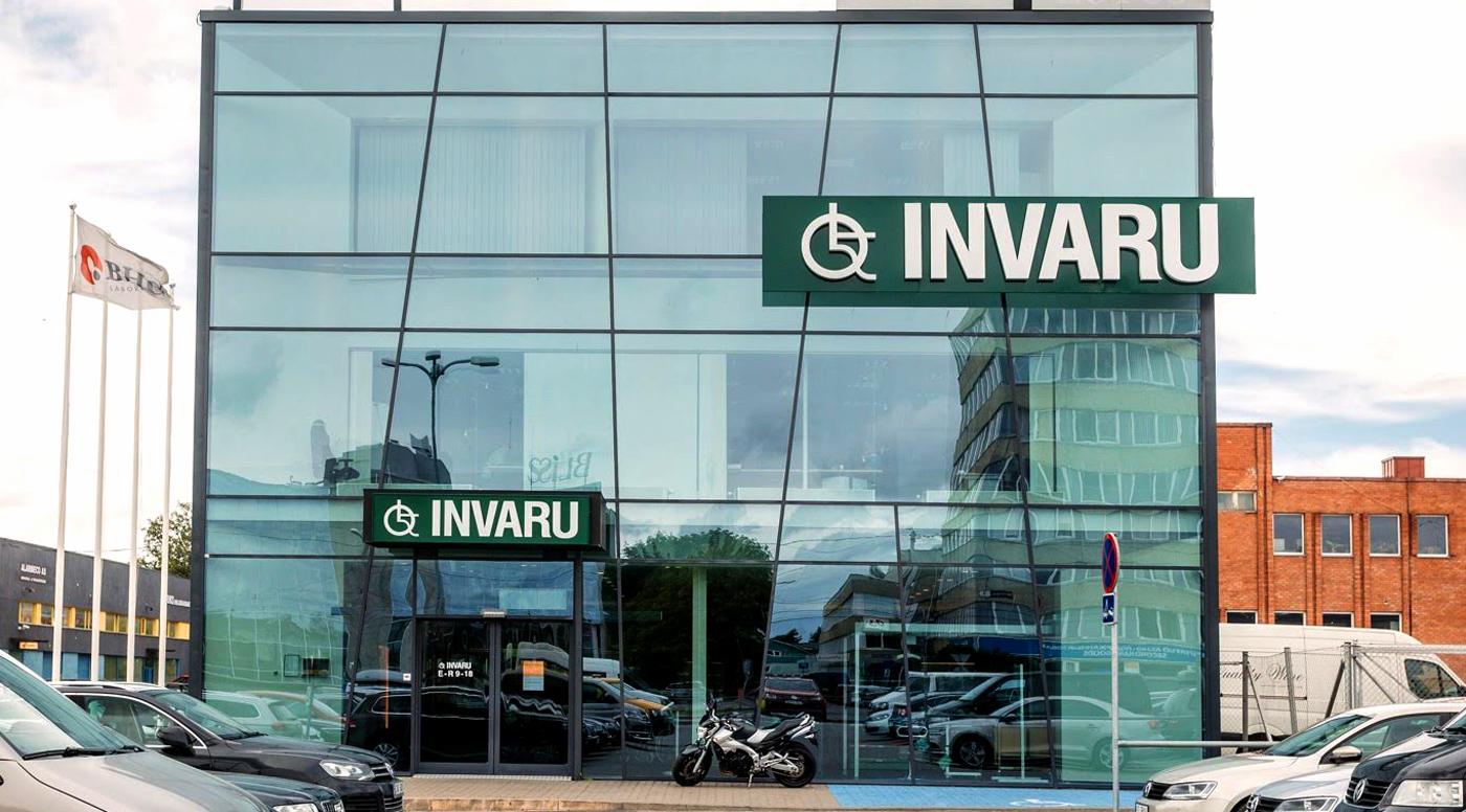 Invaru: необходимые вспомогательные средства можно заказать на дом с курьером