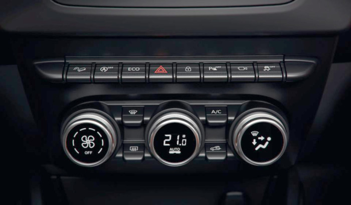 2017 - Nouveau Dacia DUSTER
