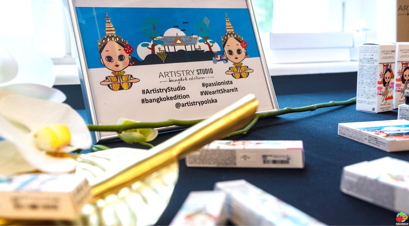 Artistry Studio представляет: Bangkok Edition – новая коллекция эксклюзивной косметики