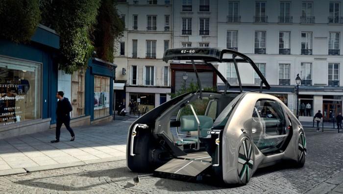 21 - Renault EZ-GO