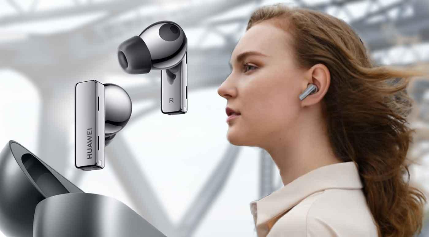 Тестируем наушники Huawei FreeBuds Pro: Приятный звук и оригинальное управление
