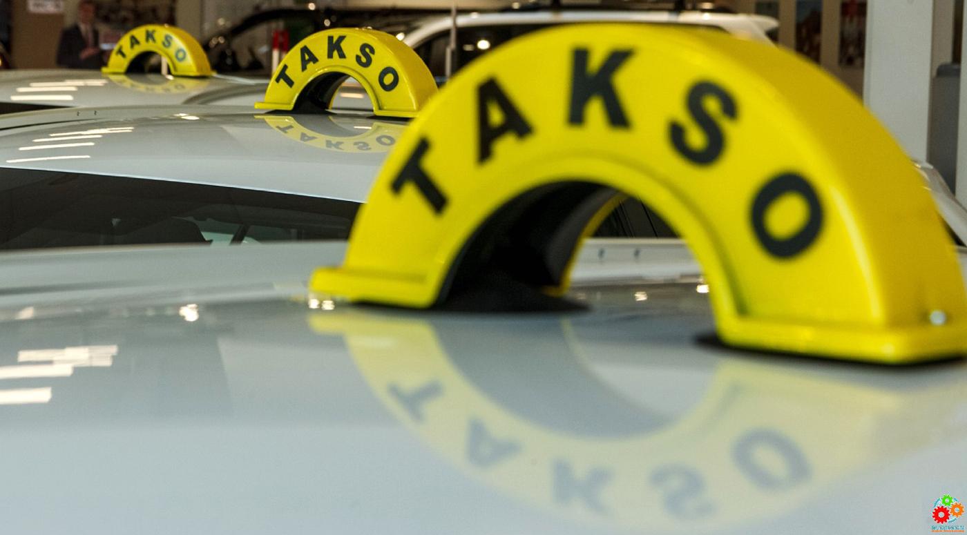 Tulika Takso: Водители отдельно – пассажиры отдельно. Впервые в Эстонии в такси установят перегородки