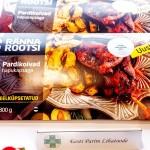 Лучший мясной продукт Эстонии 2017 — предварительно запеченные утиные ножки с квашеной капустой, Rannarootsi Lihatööstus AS