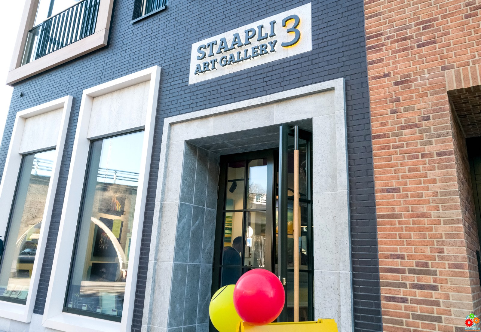 Staapli 3 – необычная художественная галерея в квартале Ноблесснер