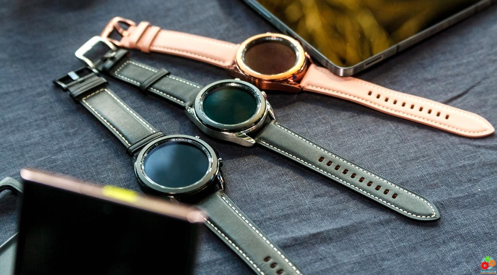 Новинки от Samsung: обновленные смарт-часы Galaxy Watch3 и наушники  Galaxy Buds Live
