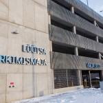 Новое парковочное здание построено в Ülemiste City