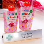 Лучшее детское питание Эстонии 2017 — экологический клубничный смузи PÕNN, Salvest AS
