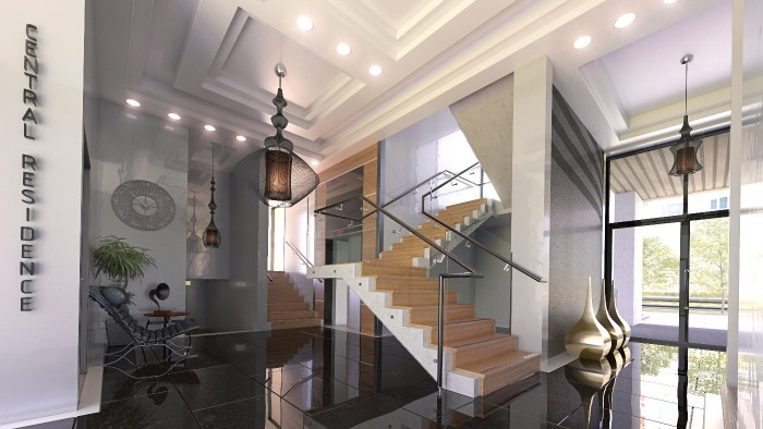 3 - Nordecon-Central Residence