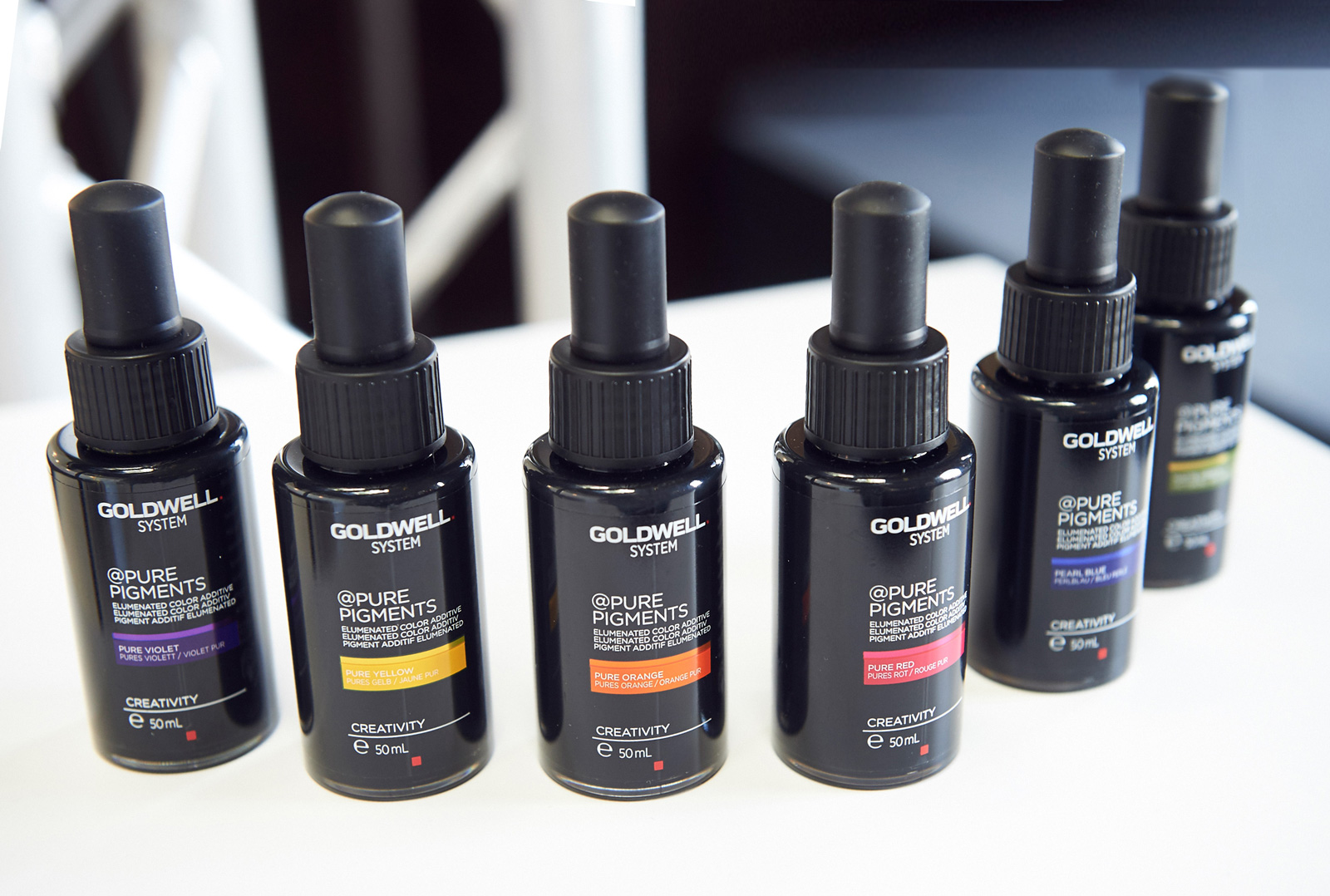 Goldwell Pure Pigment – революционная технология окрашивания волос