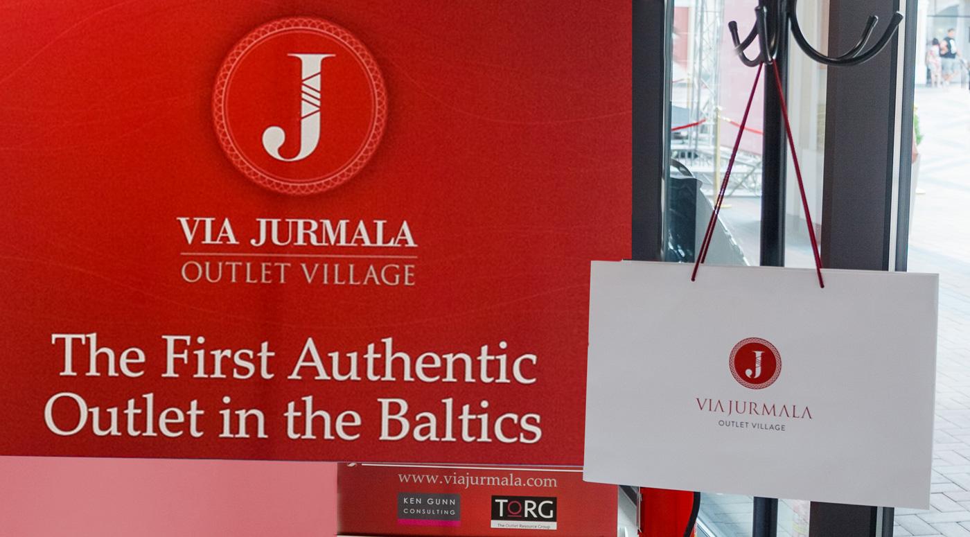В Via Jurmala Outlet Village открываются новые магазины и кафе